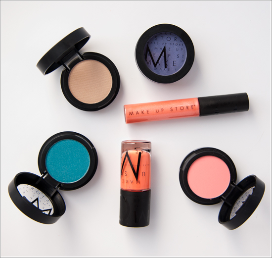 Make Up Store Sneak Peek Blossom Collection @Makeupedia