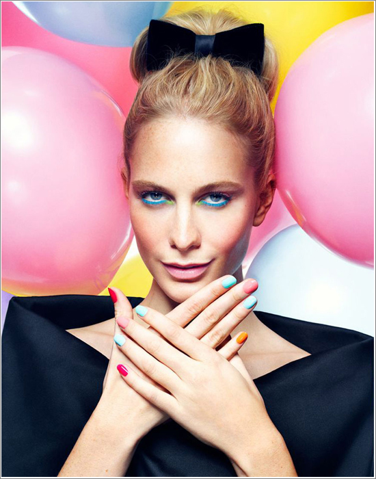 Nails Inc Trend Shades Spring/Summer 2013