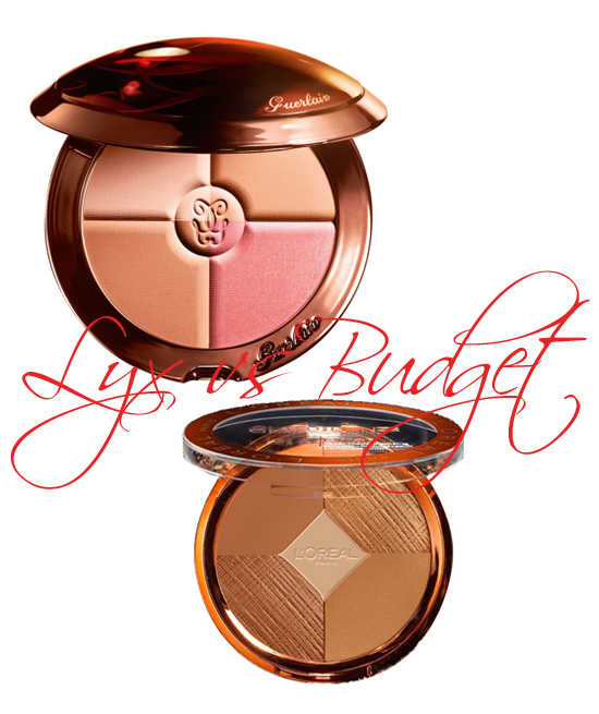 Bronzers | Budget vs Lyx