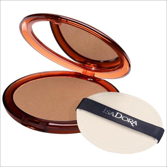 Isadora BRONZING POWDER 44 Highlight Bronze 45 Highlight Tan