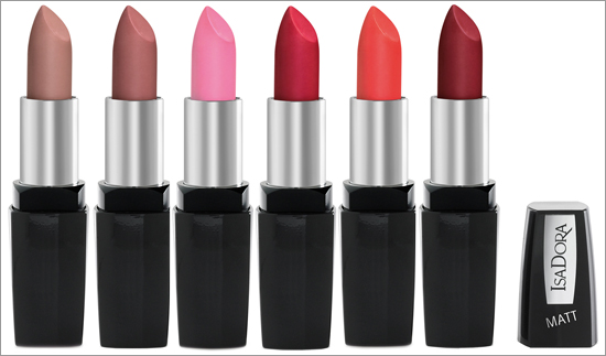 IsaDora Perfect Matt Lipstick