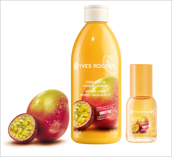 Yves Rocher Smoothies Limited Edition 2013