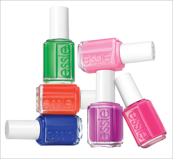 Essie DJ Play That Song Neons 2013 Collection