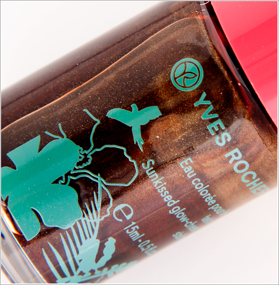 Yves Rocher Retropical Sunkissed Glow-Cheek Stain