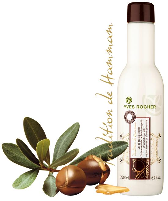 Yves Rocher Orientalisk duschmjölk