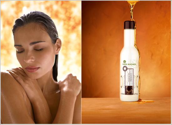 Yves Rocher Tradition de Hammam Orientalisk duschmjölk