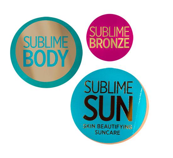 L'ORÉAL SUBLIME BODY, SUBLIME SUN & SUBLIME BRONZE