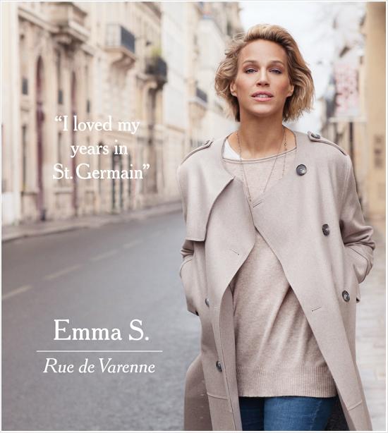 Emma S. Rue de Varenne Edt