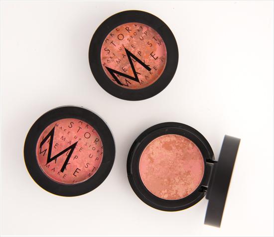 Make Up Store Breccia, Pernice, Zarci Marble Blushes