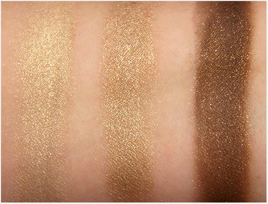 Warm Brown 01 Eyeshadow Palette