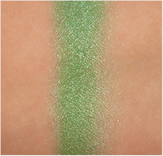 Make Up Store Cybershadow Jelly Swatches