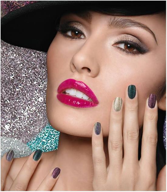 IsaDora Sugar Crush Nails Trend Colors 2013 Autumn/Winter