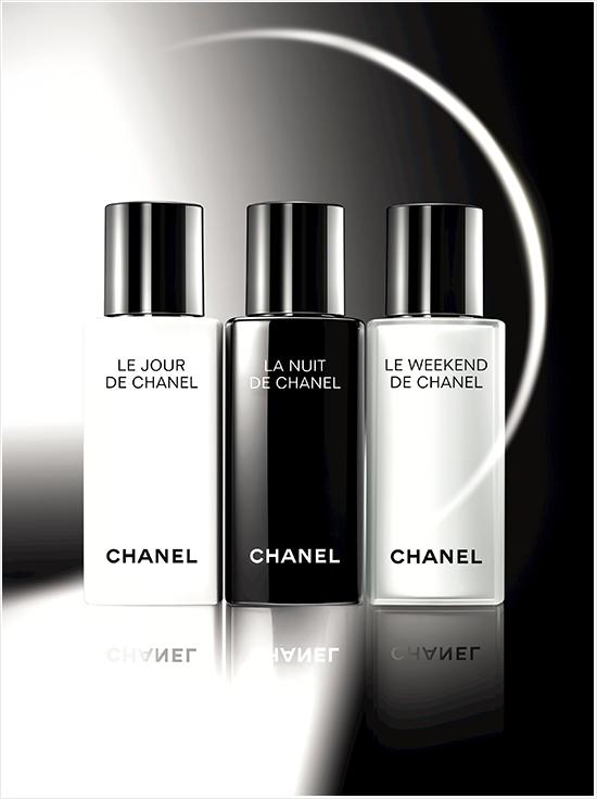 Chanel Les Temps Essentiels