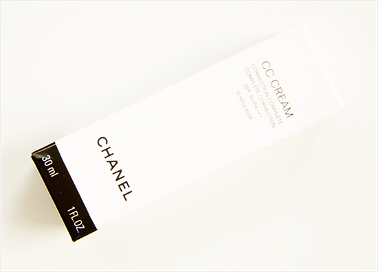 Chanel-CC-Cream-Packaging