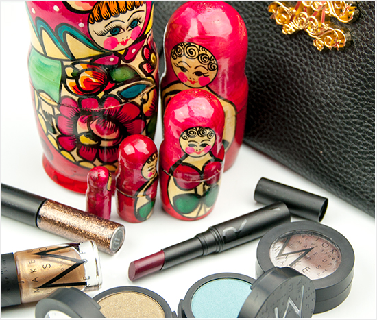 Coming up! Make Up Store Moscow Collection