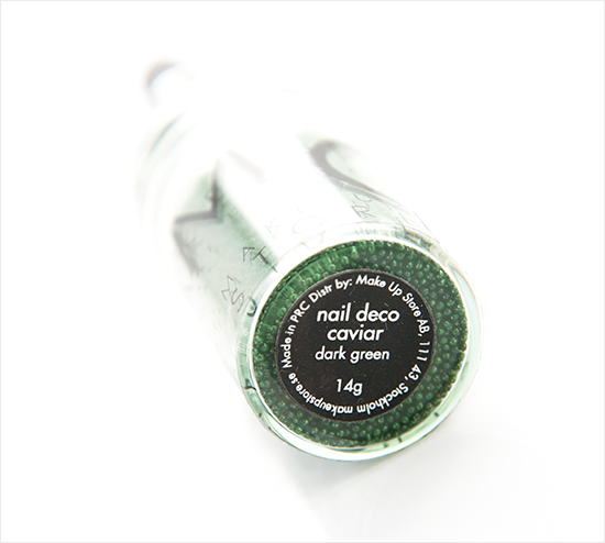 Make-Up-Store-Nail-Deco-Caviar-Dark-Green