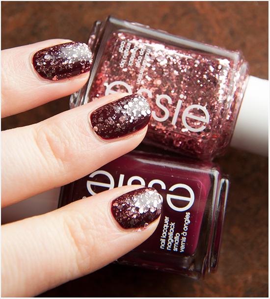 Essie Shearling Darling Luxeffect A Cut Above