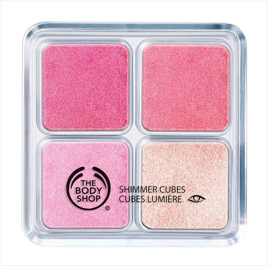 The Body Shop Spring Trend Collection 2014
