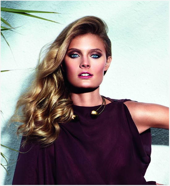Estee-Lauder-Bronze-Goddess-2014-Model001