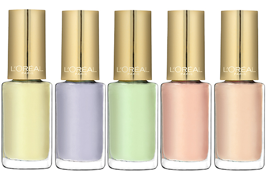 L'Oréal Color Riche Le Vernis 2014