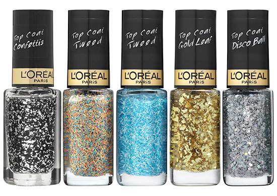 L'Oréal Color Riche Le Vernis Top Coats