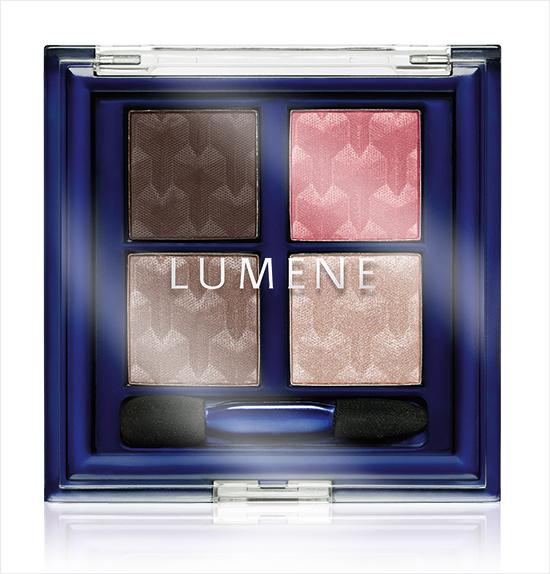 Lumene Blueberry Eyeshadow Palette