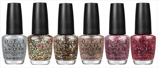 OPI Spotlight on Glitter Collection