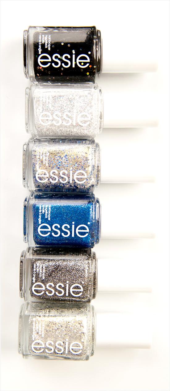 Essie Encrusted Treasures